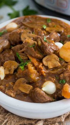 Irish Beef Stew With Keto Options Instant Pot Recipe . Low Carb Instant Pot Or Stovetop Hearty Beef Stew Beauty . Instant Pot Beef Stew Dining With Alice. Home and Family Lunch Recipes, Meat Recipes, Cooking Recipes, Dinner Recipes, Savoury Recipes, Instant Pot Pressure Cooker, Pressure Cooker Recipes, Pressure Cooking, Gastronomia