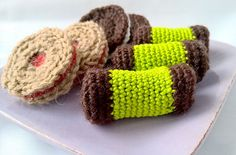 Crocheted delicacies