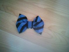 How To Make Your Own Hair Bow Out Of Old Tops!:)  •  Free tutorial with pictures on how to make a hair bow in under 30 minutes