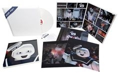 Celebrate the 30th anniversary of Ghostbusters with a special limited edition marshmallow scented vinyl.
