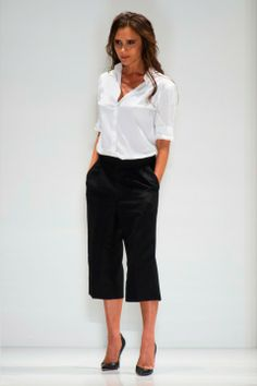 Janette Roche: Victoria Beckham 2014 - Runway Review