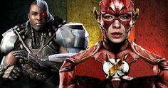 'The Flash' Movie Teams Barry Allen and Cyborg -- 'Batman v Superman' producer Deborah Snyder teases that 'The Flash' will have a partner in his solo movie. -- http://movieweb.com/flash-movie-cyborg-victor-stone-ray-fisher/