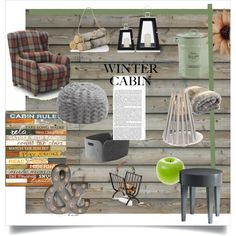 """""""Winter cabin 2"""" by gelykou on Polyvore Star Watch, Winter Cabin, Polyvore, Stuff To Buy, Design"""