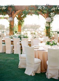 Decoración de mesas de la celebración de tu boda 2017: 25 estilos para sorprender Image: 10