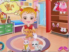 Baby Hazel - Easter Fun