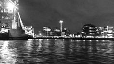 London at night is always a wonderful site #riverbus #London #commuting #plainviewplanning