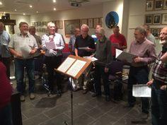 Mandskor høres best ut med menn.  Bli med å syng, vi øver tirsdager kl.19.00 #mandskor