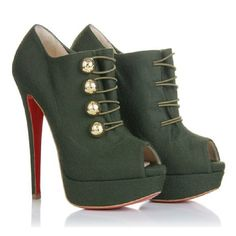 Designer High Heel Shoes | ... don't know who invented high heels, but all women owe him a lot