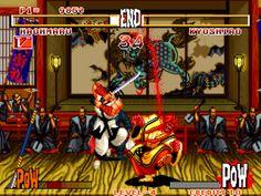 Samurai Shodown (1993) 3do.....uma partida...Um loading que virava um lanche....tempo bom..em que se sabia esperar ...kkkk