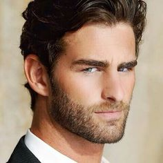 Chris Salvatore - another guy I would love to be transformed into - hair, beard, face - awesome!!!