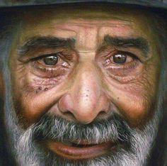 Cuántas historias guardarán tus ojos...