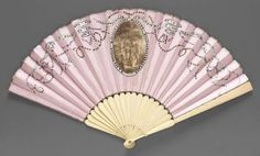 Fan  English, about 1790–early 19th century  England