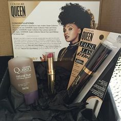 Received these complimentary gems in the mail from @influenster! I love the COVERGIRL #queencollection makeup products that I've tried so far and I can't wait to try these babies out and add them to my love list  @COVERGIRL #brownskinbeauty #brownskinmakeup #browngirl #browngirlfriendly #cocoaswatches