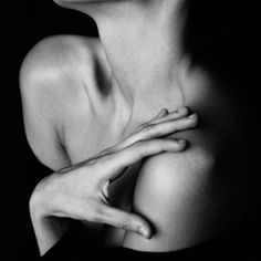 Arch of a neck, curve of a shoulder, elegance of a hand.....