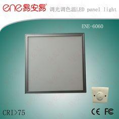 600*600mm Panel Light Dimmable LED Panel Light www.ene-led.com