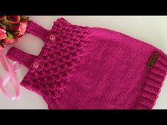 Kuşak model bebek elbisesi - YouTube Youtube, Tulum, Sweaters, Baby, Fashion, Moda, Fashion Styles, Sweater, Pullover