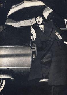 super seventies:    Anjelica Huston for Harper's Bazaar, December 1970.