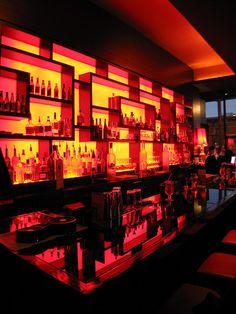 Suzie Wong, Atlanta Bar designed by Michael Habachy