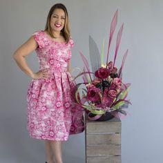 Large Flax Flower Arrangement for The Wildflower Wellington Flax Flowers, Wild Flowers, Flax Weaving, Maori Designs, Flower Arrangements, Bouquet, Summer Dresses, Fashion, Moda