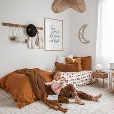 Girl Room, Girls Bedroom, Baby Boy Rooms, Baby Boy Room Decor, Kids Rooms, Baby Room Design, House Beds, Eclectic Decor, Room Themes