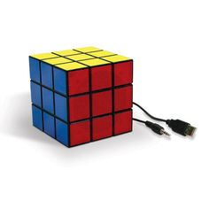 Rubik's Cube Speaker | QUIRKS