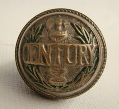 """""""Century"""" Windup Bicycle Bell"""