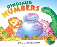 NEW Dinosaur Numbers BY Paul Stickland Board Books Book Free Shipping 0864618611 | eBay
