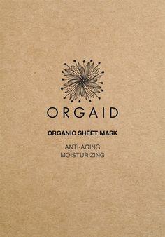 Anti-Aging/Moisturizing Organic Sheet Mask