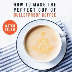 Recipe: How To Make Bulletproof Coffee In 5 Simple Steps   The Bulletproof Executive