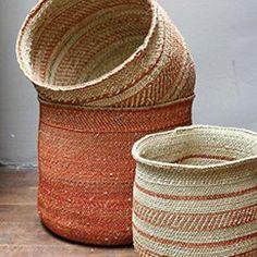 Iringa Baskets from Tanzania