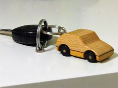 Wooden Car Key RingHandmade Car Key Ring, Wooden Car, Wooden Gifts, Car Keys, Key Rings, Wood Crafts, Toys, Blog, Handmade