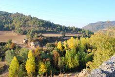 Els mesos de #tardor són els més fotogènics a la vall del #Llobregós