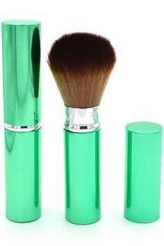 LUCLUC Green Finishing Brush