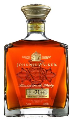 Johnnie Walker XR - Aged 21 Years - Blended Scotch Whisky