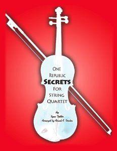 Amazon.com: One Republic Secrets String Quartet Sheet Music: Everything Else
