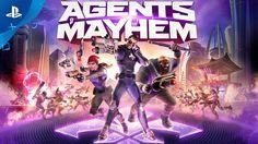 Agents of Mayhem - Bad vs Evil Trailer | PS4 - YouTube