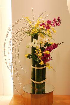 HATSUIKE  é a cerimônia que vivifica a primeira flor do ano. HATSUIKE is a…