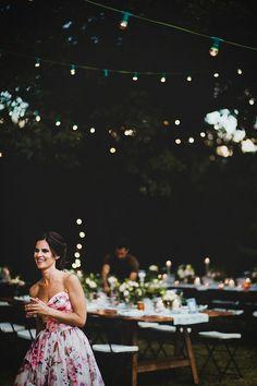 Wedding in Italy, Italian wedding, Wendy Makin wedding dress, Summer garden party wedding, outdoor wedding, Photography by Claudia Rose Carter