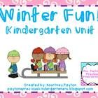This Kindergarten Unit is packed full of activities guaranteed to engage your students! These materials can be used in centers, groups, independent...