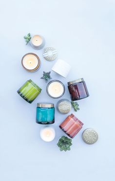 Aspen Bay Candles Signature collection // perfect for a sunny day treat!