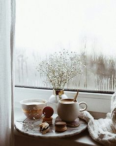 Such a cozy home for tea time. Such a cozy home for tea time. Coffee And Books, I Love Coffee, Coffee Break, Morning Coffee, Coffee Coffee, Coffee Shop, Cozy Aesthetic, Autumn Aesthetic, Aesthetic Coffee