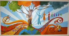 high school murals - Google'da Ara