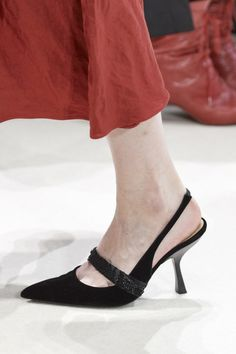 Brock Collection at New York Fashion Week Fall 2019 - Details Runway Photos