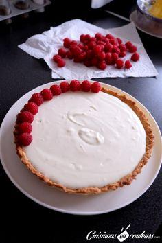 Tart Recipes, Dessert Recipes, Cooking Challenge, Food Humor, Food To Make, Coconut Cream, Sweet Treats, Cheesecake, Deserts