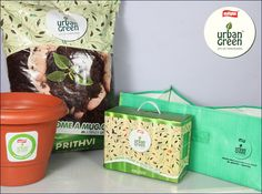 To meet the growing need of organic food and concern for the health of urbanites, Multiplex group has pioneered a novel concept of growing vegetables in the terrace/balcony or back yard.  Order the Krushi Gardening kit and other accessories now - http://bit.ly/1KWBcNH