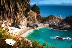 """15 Secrets of California's Coastline A blowhole you can jump into Pearl Street Beach, Laguna Beach During low tide, there's an underwater cave arch that bubbles up and down with the tide and feels like riding an elevator, if elevators went up and down IN THE WATER. If the rocks are """"open,"""" (lifeguard's discretion) experienced swimmers can jump into the blowhole and get pushed through the cave and """"out to sea."""""""