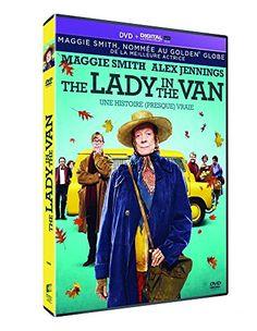 The Lady in the Van [DVD + Copie digitale] Sony Pictures  Film à associer au livre d'Alan Bennett, sorti en 2016 - 100 mn.