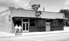 The Blackboard, Bakersfield, CA, where Buck Owens played