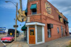 Sun Studio - Memphis Tennessee - Hallowed Ground