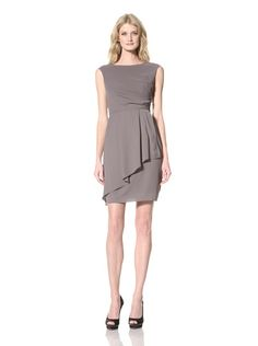 66% OFF Vince Camuto Dresses Women\'s Sleeveless Dress (Smoked Pearl)